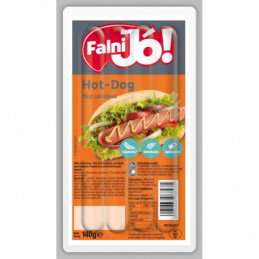 Sága falni jó hot dog 140g