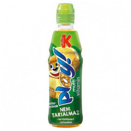 Kubu 400ml play multivitamin