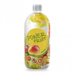 Powerfruit 750ml mango
