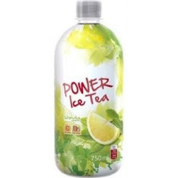 Power art ice tea 750ml