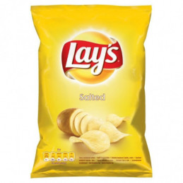 Lays 70g golden sós