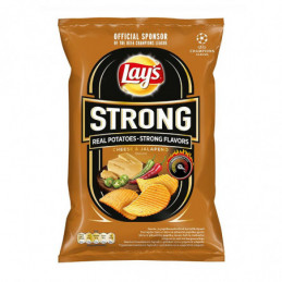 Lays 65g strong...
