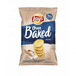 Lays 125g baked sós