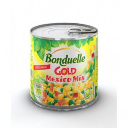 Bonduelle gold mexico mix 340g