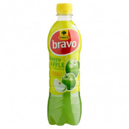 Bravo green Apple 0,5l PET