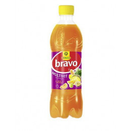 Bravo multivitamin 0,5l PET
