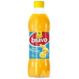 Bravo sunny Orange 0,5l PET