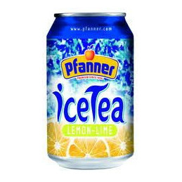 Pfanner Ice Tea 0,33l citrom