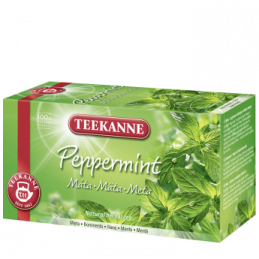 Teekanne Peppermint tea...