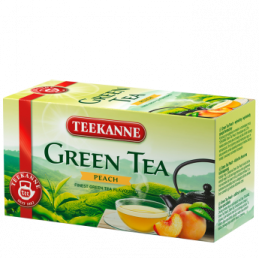 Teekanne Green Tea peach...