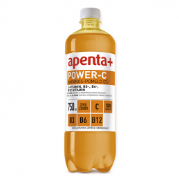 Apenta+power 0,75l nar/pomelo